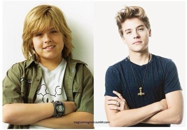 dylan sprouse from the suite life of zack and cody and the suite life