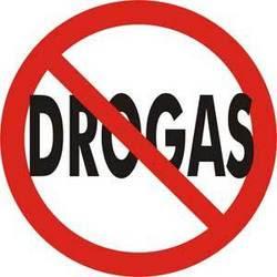 Não use drogas!
