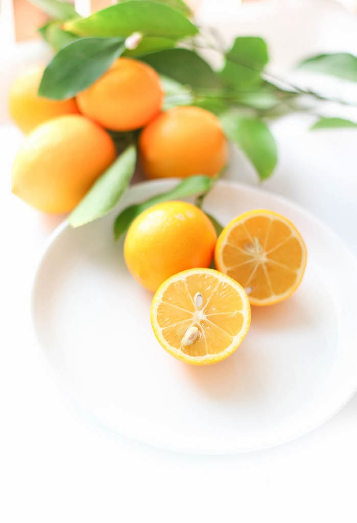 Meyer Lemons | via Chandara Creative