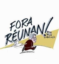 Fora Reúnan!