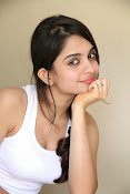 Sheena shahabadi Glam Pics in White Top-thumbnail-16