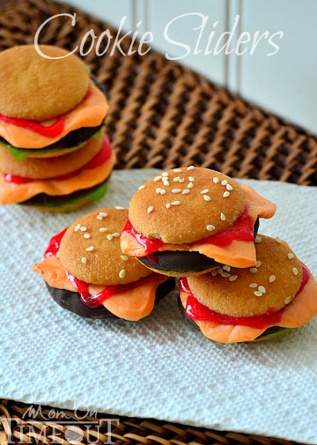 Cookie Sliders from Mom On Timeout