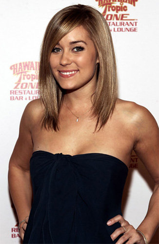 Lauren Conrad hairstyles