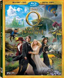 Oz the Great and Powerful (2013) 720p BluRay x264 850MB Free Download Full Movie