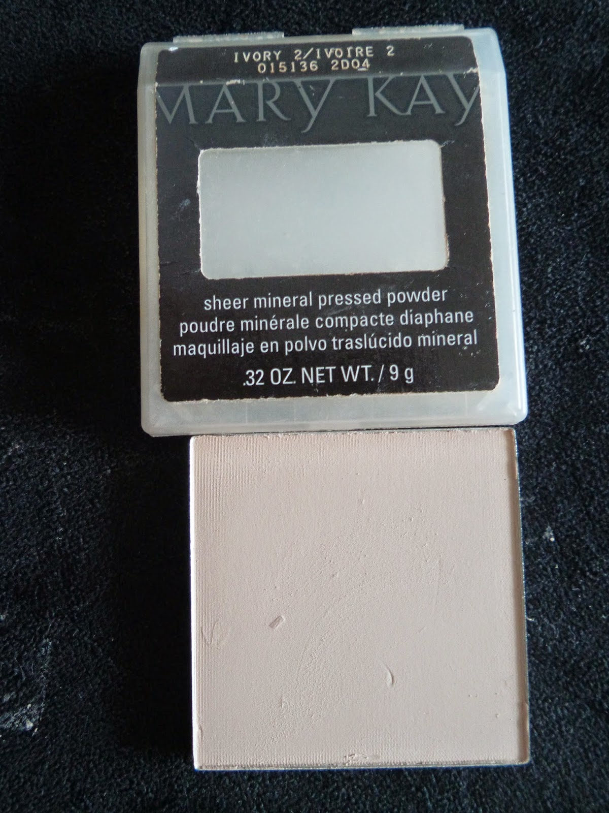 Pó  Compacto Mineral Mary Kay