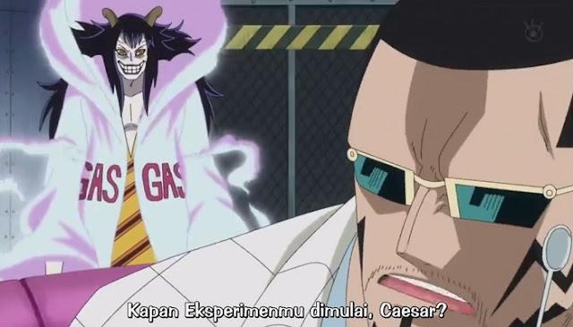 One Piece 601 Subtitle Indonesia