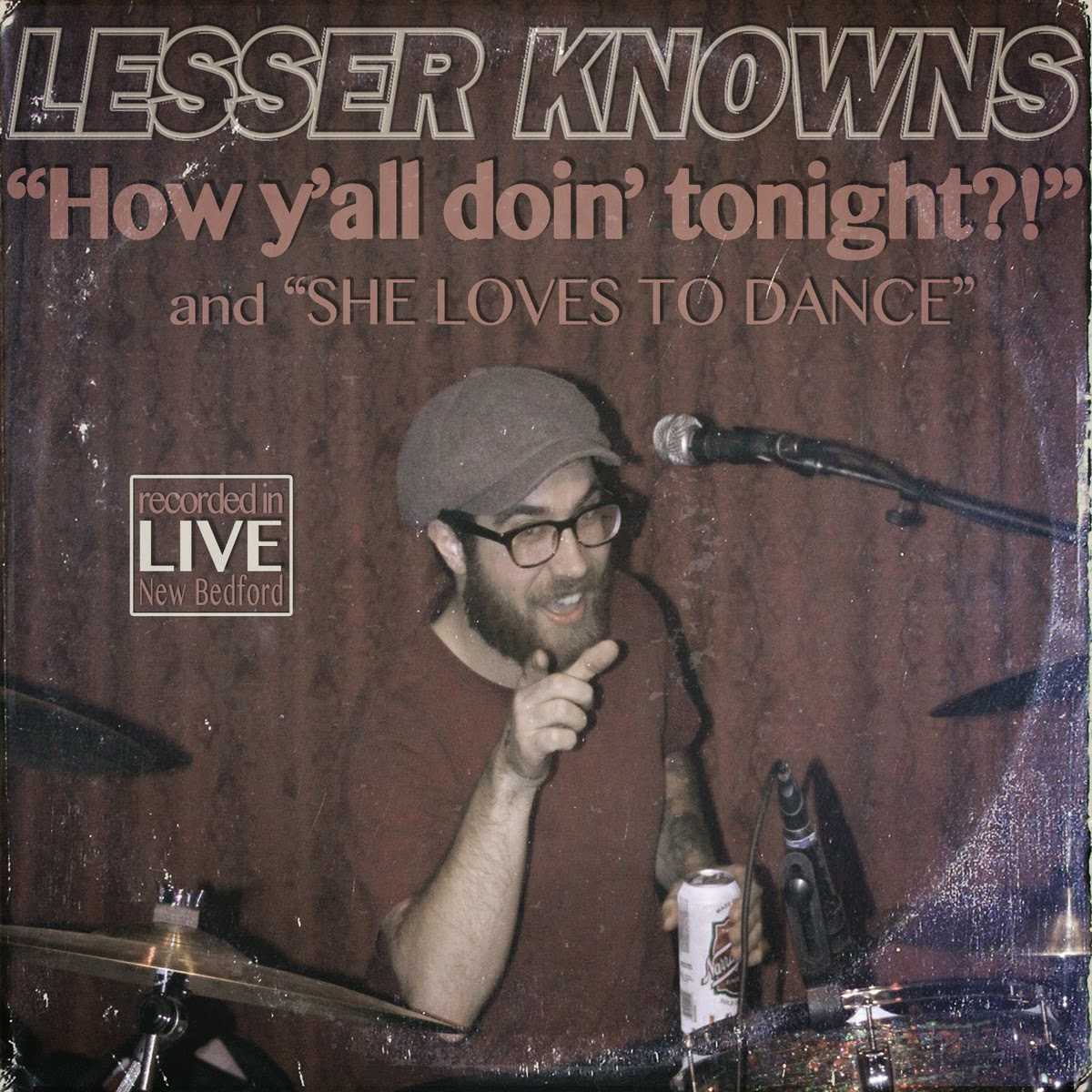 Lesser Knowns EP l Bishop And Rook Boston Music Blog