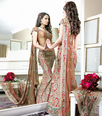 Heave bridal wear