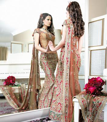 Heave bridal wear