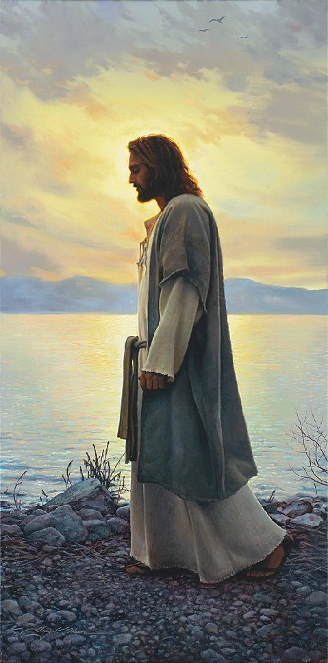 walking with jesus part i the story You realized what it means to be born again by faith in jesus christ  as you studied the bible,  and involves effort on your part, you are not walking alone.