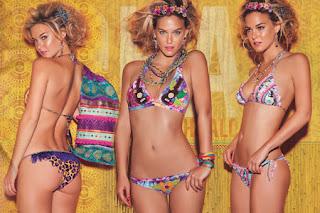 Agua Bendita Swimwear 2012