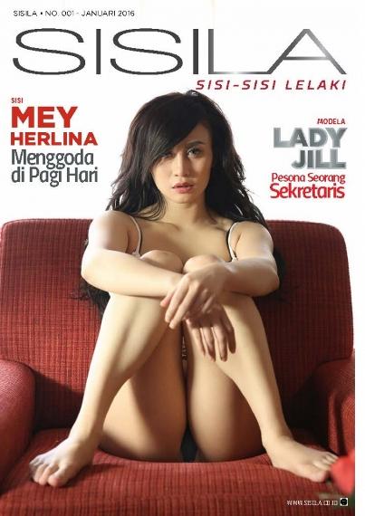 Download Majalah SISILA No.001 - Januari 2016 (Sisi-Sisi Lelaki) Mey Herlina, Menggoda di Pagi Hari | www.insight-zone.com