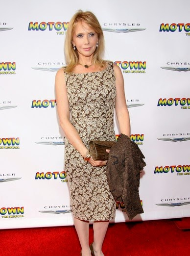 actress Rosanna Arquette At Award Fuvctions