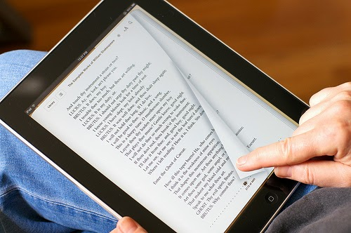 Ebook di Ipad