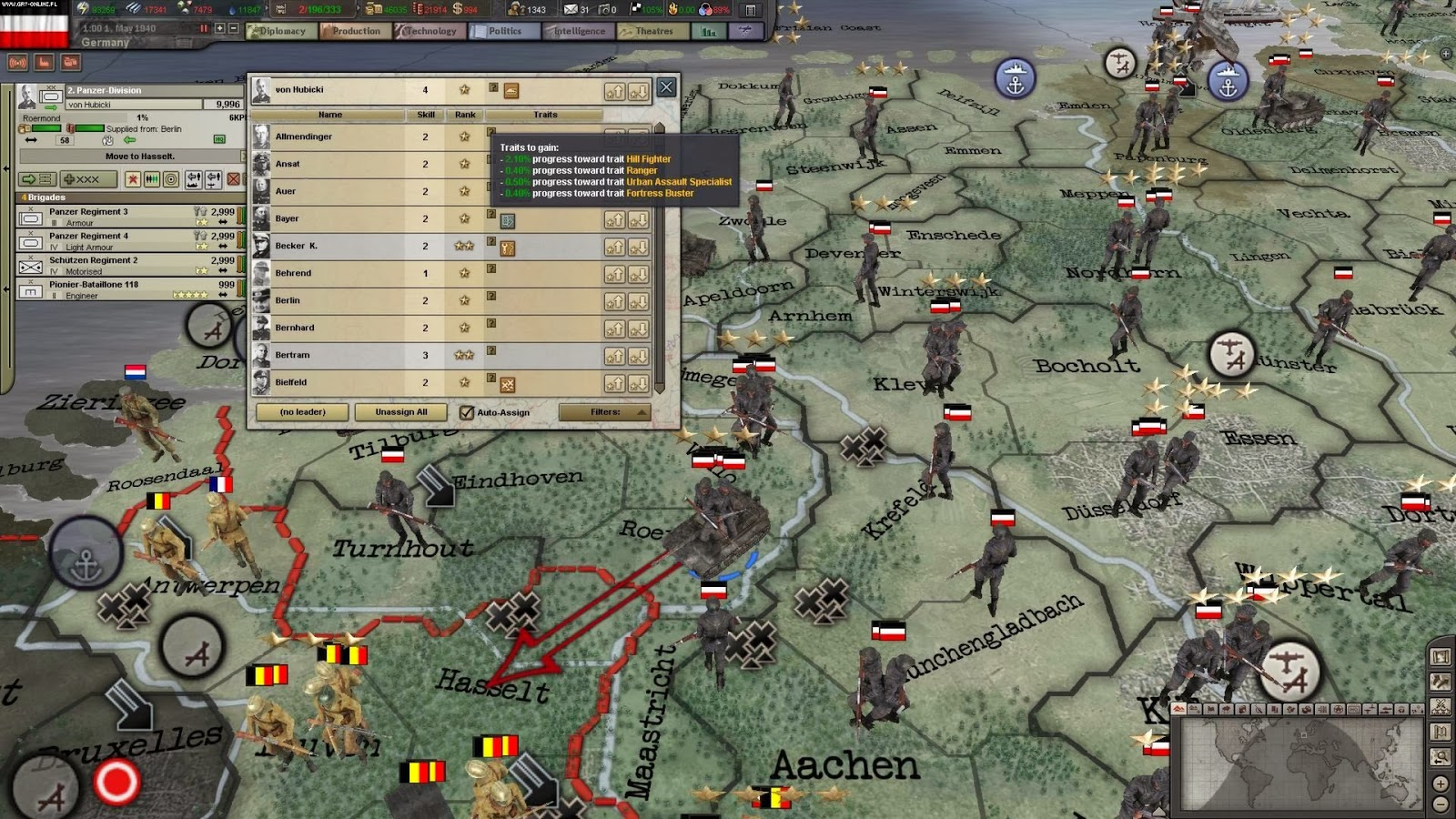 Hearts of iron iii their finest hour free download zoobygames for Freepl