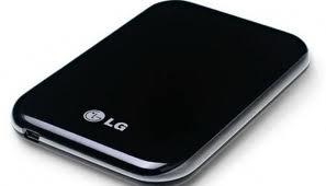 LG EXTERNAL HDD - XD5