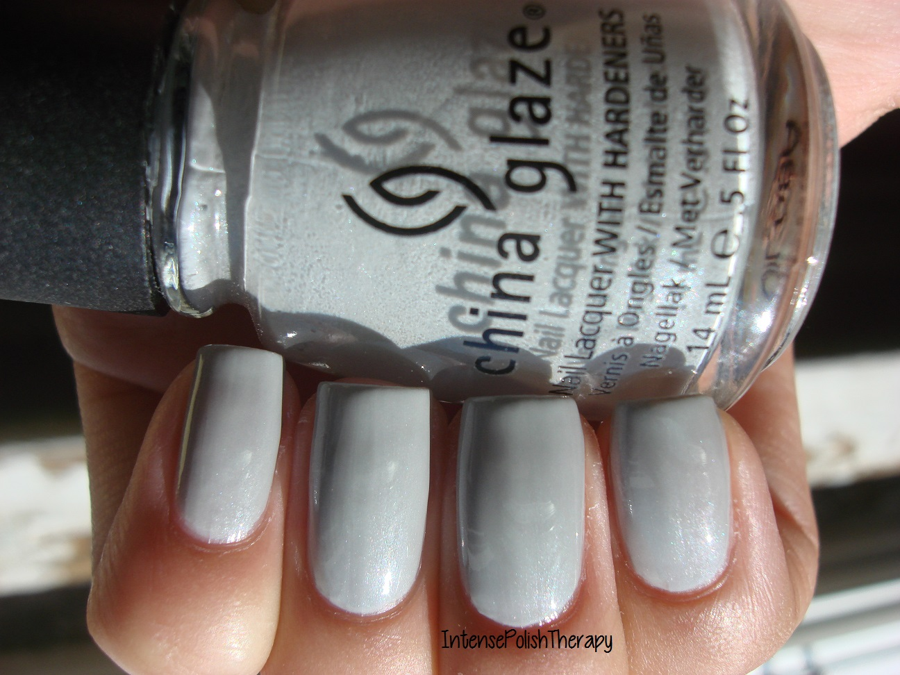 China Glaze - Pelican Gray