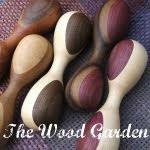 Natural Handcrafted Wooden Toys and Dishes