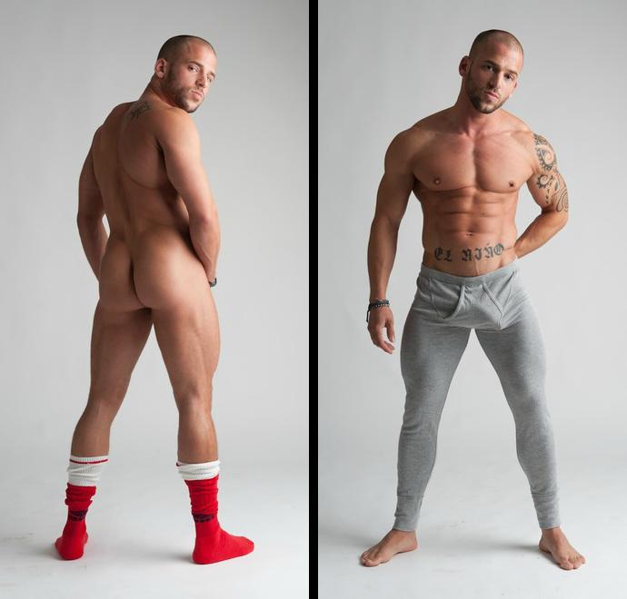 Nuno Branco • Male Model