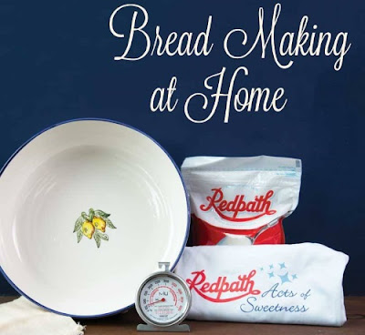 Redpath Bread Making at Home Contest