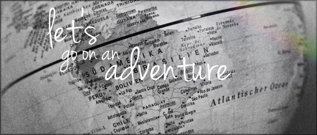 Let's go on an Adventure - Lena in Brazil