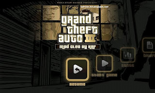Download Grand Theft Auto 3 Untuk Android Versi MOD