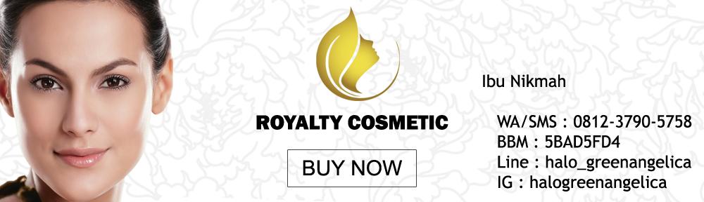 Cream Pemutih Wajah Herbal Alami | pemutih wajah | Royalty Cosmetic | Perawatan Wajah