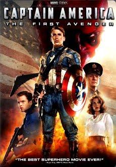 Capitão América: O Primeiro Vingador Dublado e Legendado 2011