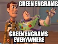 engramas verdes destiny the game