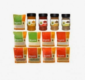 Cooking Ingredients at 25% off + 5% from Rs. 65 at Pepperfry