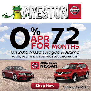 Preston Nissan