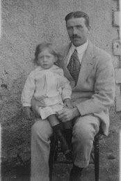 William (Willie) Hunter and son Walter