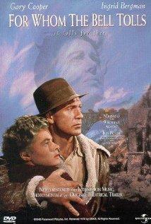 1943年MGM 映画 「誰がために鐘は鳴る」