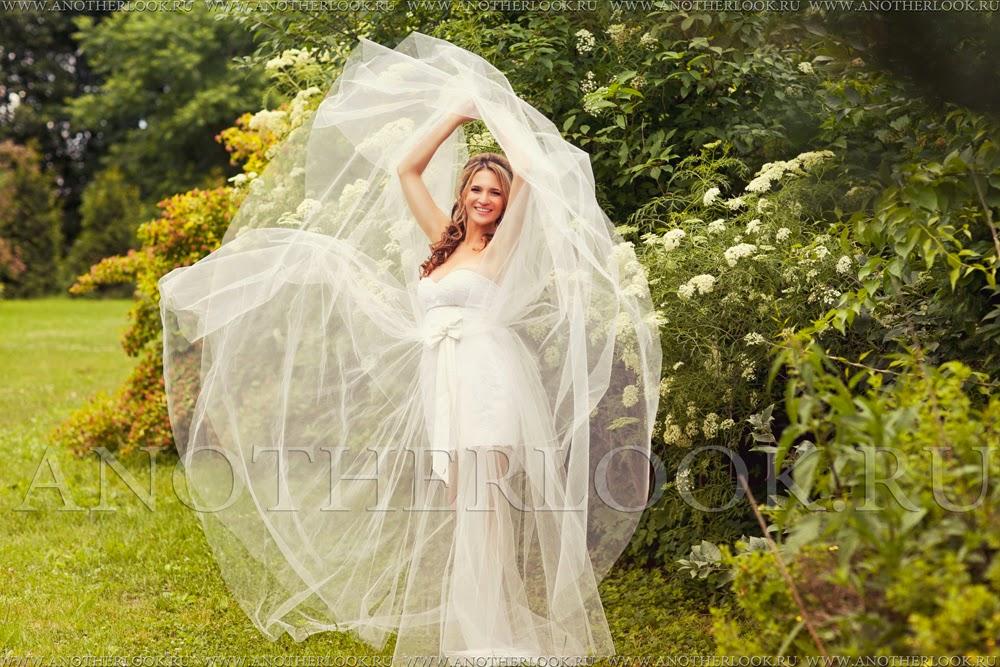 свадебное платье красивая невеста