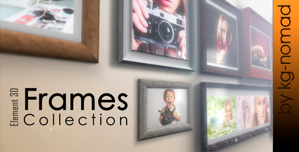 VideoHive Frames Collection