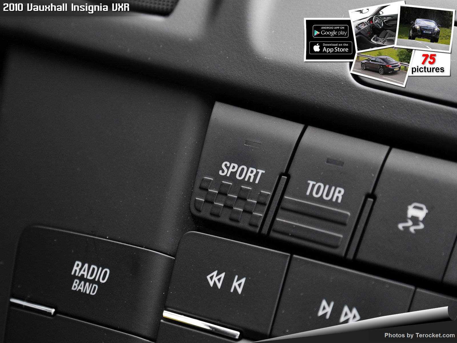 Hình ảnh xe ô tô Vauxhall Insignia VXR 2010 & nội ngoại thất