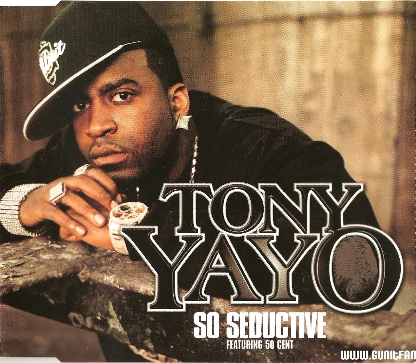 Tony Yayo – So Seductive (CDS) (2005) (320 kbps)