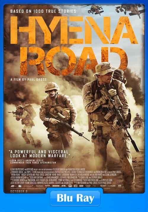Hyena Road 2015 1080p BluRay 600MB x265 HEVC Poster