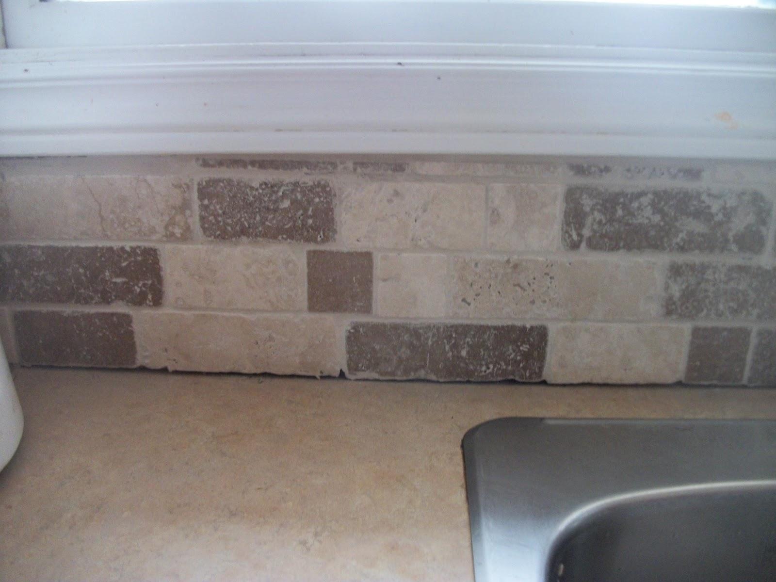 Ceramic Tile Backsplash Grout