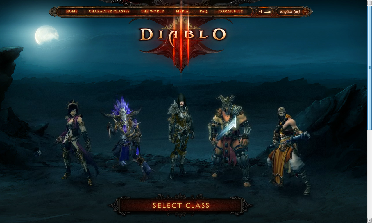 BattleTag and Hero Profiles - Diablo III - diablo