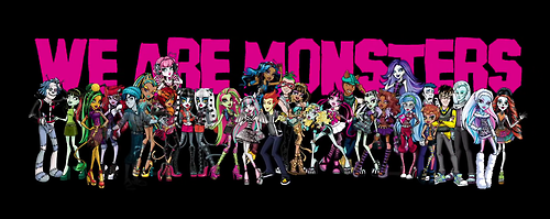 2015 Complete List of All Monster High Dolls & New Releases - COMING SOON Doll List