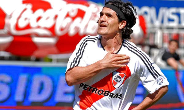 where are they now ariel ortega supercrassico argentine