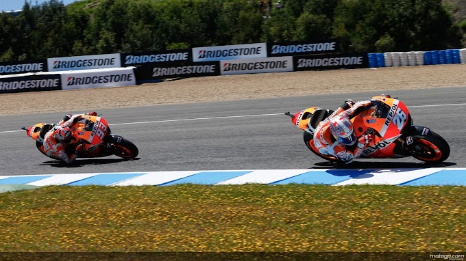 Latihan Bebas 2 Jerez 2014, Marc Geser Aleix