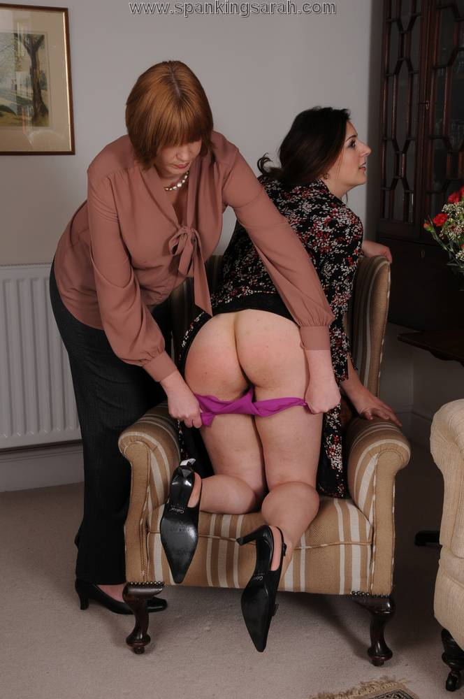 Hot, girls spanked by older women good