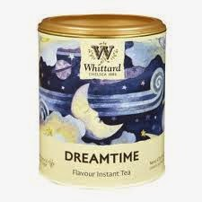 whittards dreamtime tea drink vanilla apricot honey