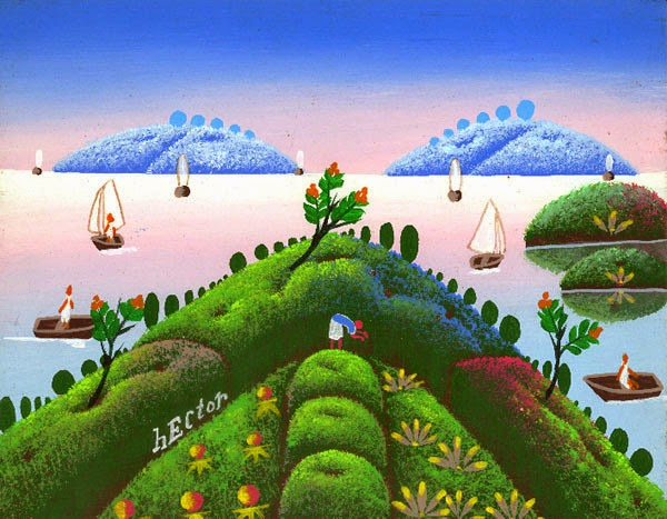 Haitianarts painting watersports