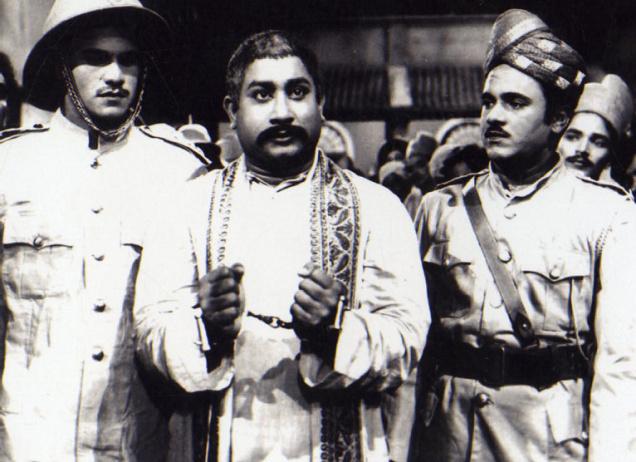 Shivaji Ganesan in 'Kappalottiya Thamizhan' Movie
