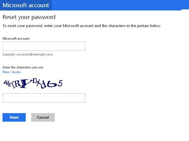 Change or reset your Windows password - Windows Help