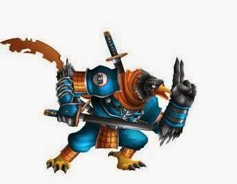 Monstro Karasu