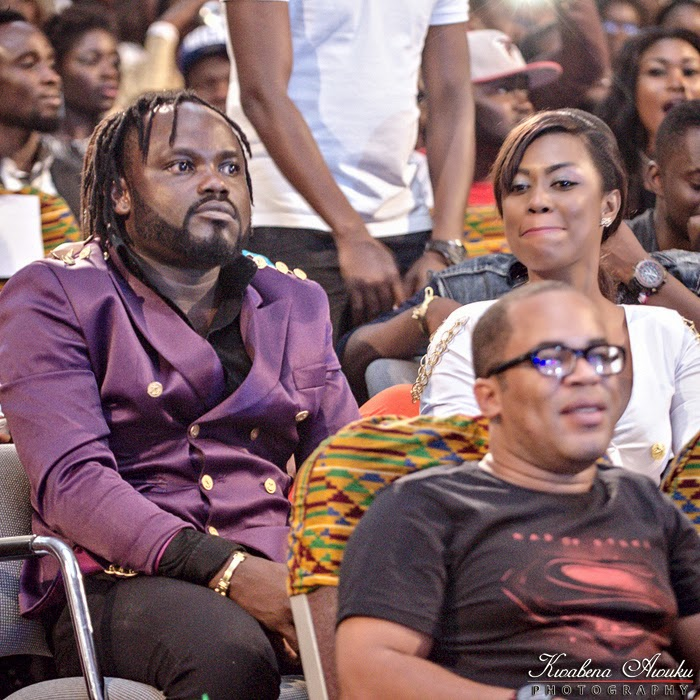 Ghanaian celebrities at the 4syte music video awards photos